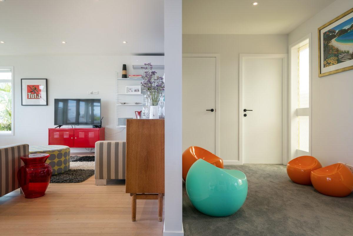 entrance way - designer furniture