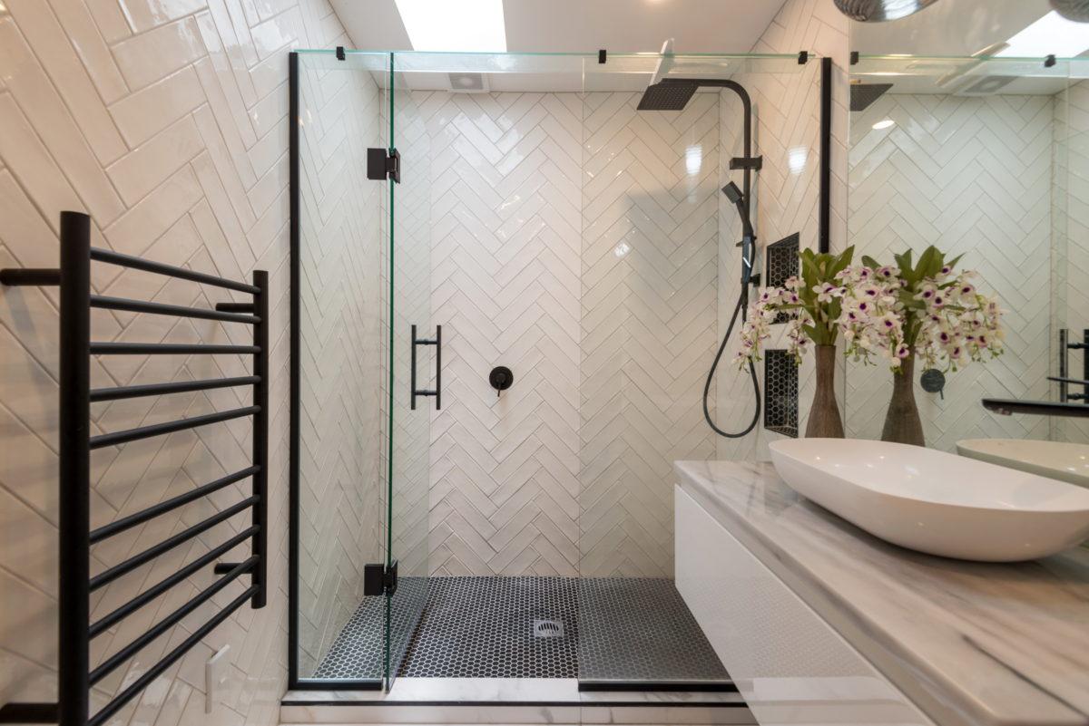 MacPherson Street - bathroom renovation